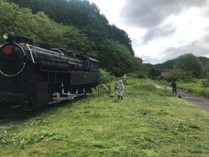 輪連結タンク機関車2号